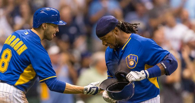 Milwaukee Brewers: Toppled the Dodgers in Friday's baseball action