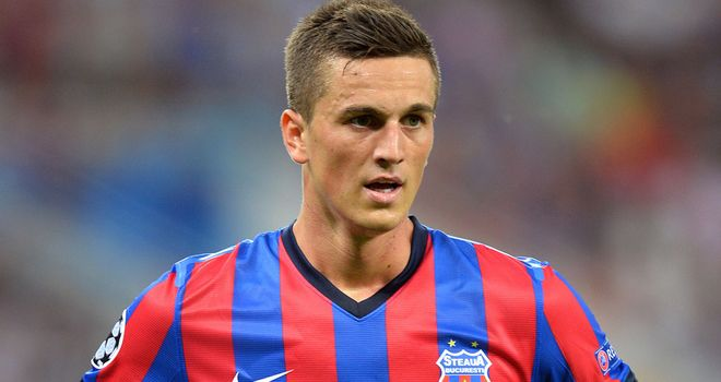 Florin Gardos: Steaua Bucharest defender heading for Southampton