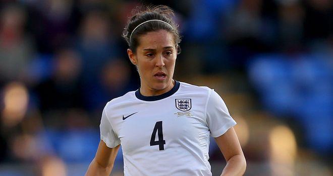 Fara Williams: Earned 130th England cap at Victoria Park