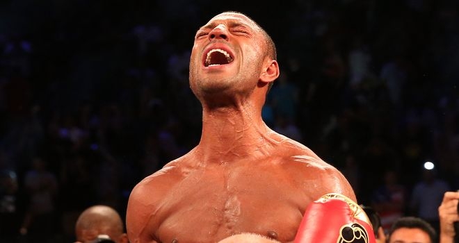 Kell Brook: Always felt he had done enough to get the nod from the judges