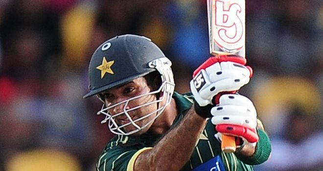 Sohaib Maqsood: Notched unbeaten 89 to guide Pakistan to victory