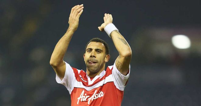 Anton Ferdinand: Defender has joined Reading on a two-year contract