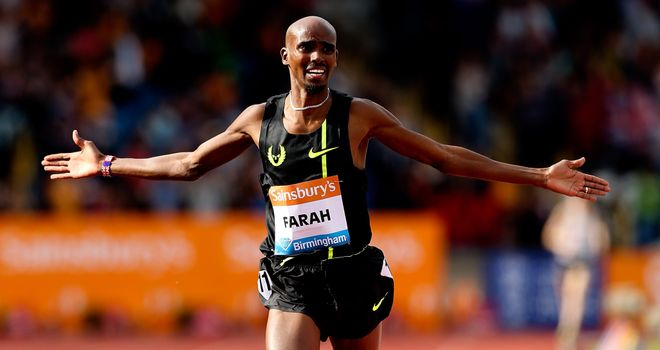 Mo Farah: British distance runner will focus on the track in 2015
