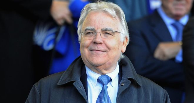 Bill Kenwright: Looking forward to the new season at Goodison Park