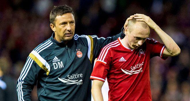 Willo Flood: Midfielder happy to be at Aberdeen with Derek McInnes