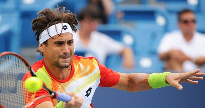 David Ferrer: Received walkover