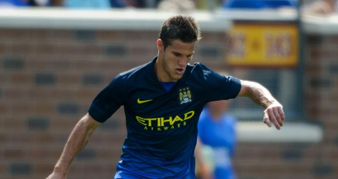 Bruno Zuculini: Manchester City man off to La Liga