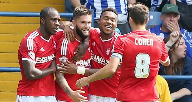 Nottingham Forest: Top the early Championship table