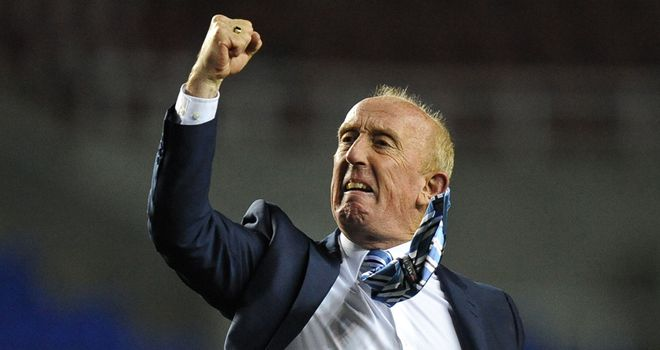 Mark Lillis: Doesn't want the Huddersfield job on a full-time basis
