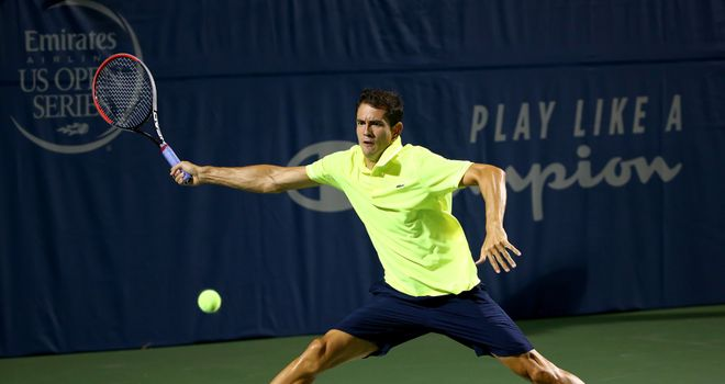 Guillermo Garcia-Lopez: Recovered from a slow start at the Winston-Salem Open