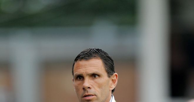 Gus Poyet: Looking to bring in another forward