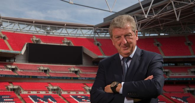 Roy Hodgson: Confident of rebuilding England ahead of 2016