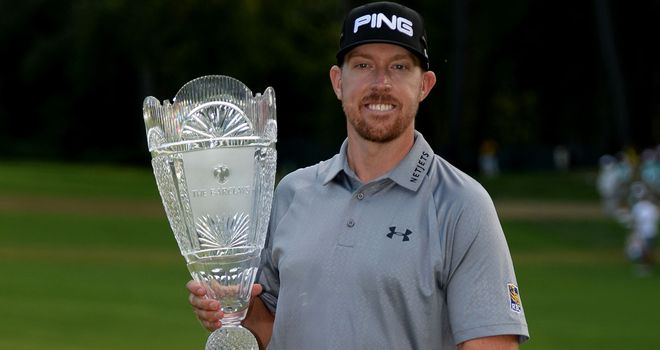 Hunter Mahan: has pushed himself into the Ryder Cup reckoning, says Andrew Coltart
