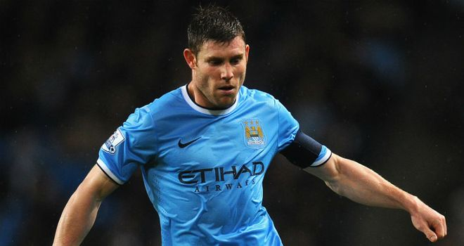 James Milner: Has entered the final year of his current contract