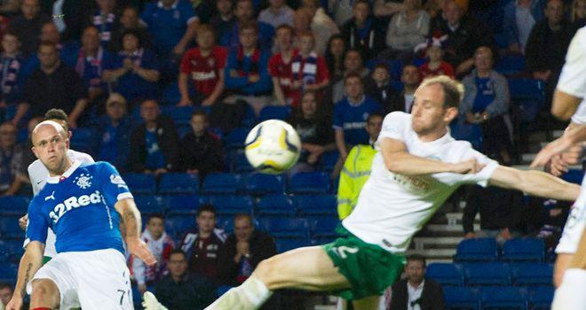 Nicky Law: Scored extra-time winner