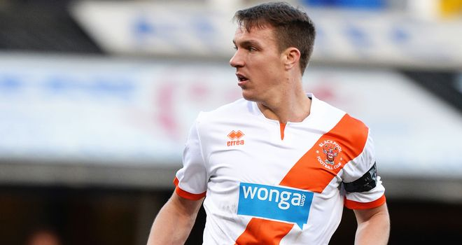 Tony McMahon: Blackpool defender is hoping to see the squad expanded this week