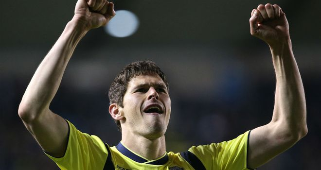 Nikola Zigic: Was subject to interest from Arsenal