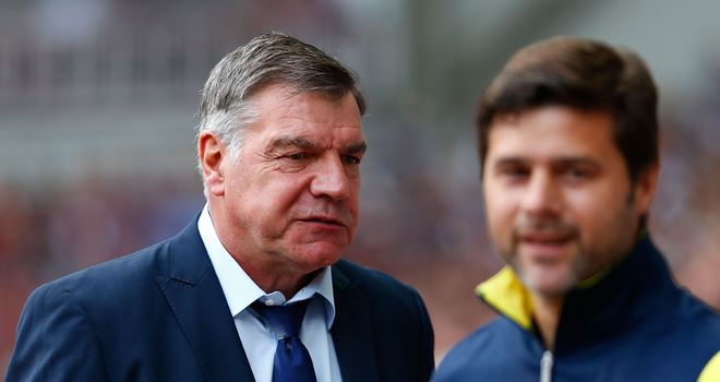 Sam Allardyce: Beaten by Pochettino's Spurs