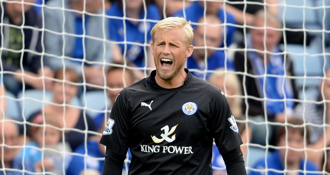 Kasper Schmeichel: Looking to steer Leicester to greater things