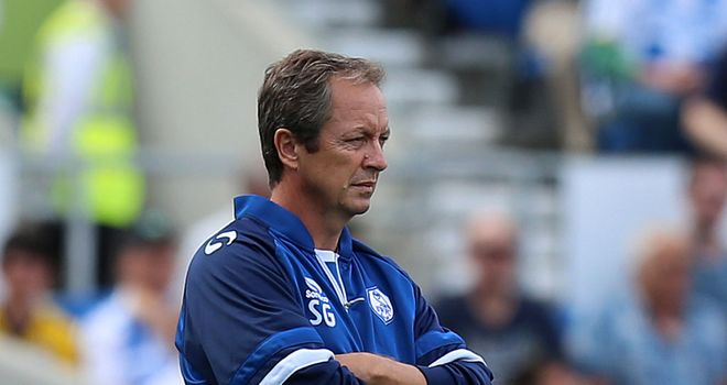 Stuart Gray: Delighted with start to season