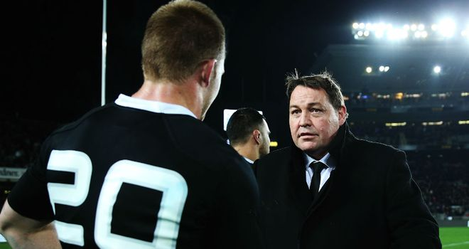 Steve Hansen: The New Zealand head coach felt his side could have played even better