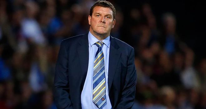 Tommy Wright: St Johnstone boss had no complaints despite exit