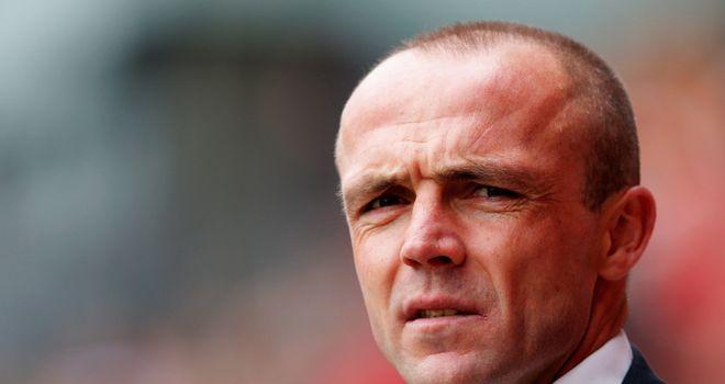 Schreuder: Looking to emulate McClaren