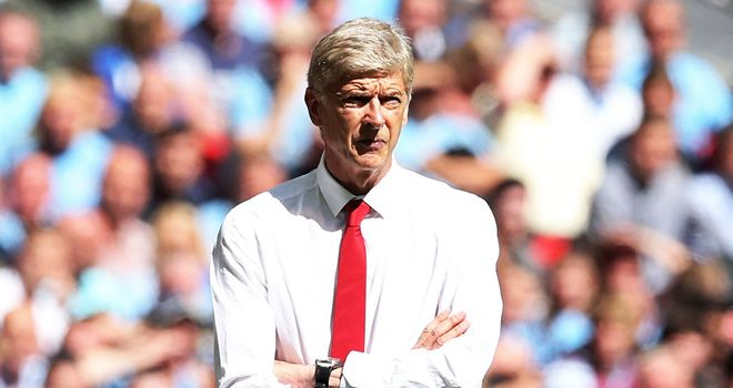 Arsene Wenger: Saw Arsenal open the season with a narrow win
