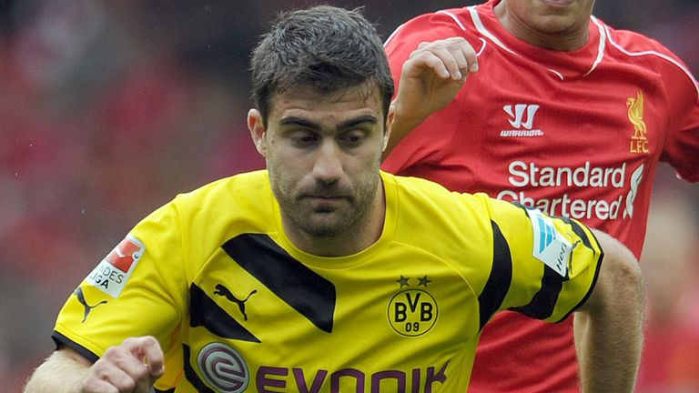Sokratis Papastathopoulos: A target for Arsenal
