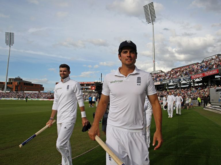 Alastair Cook: Stunning turnaround since Lord's