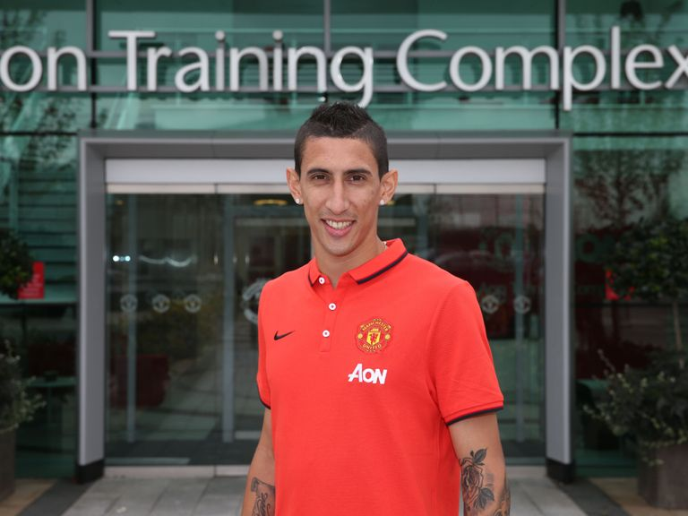 Angel Di Maria: Manchester United's new signing