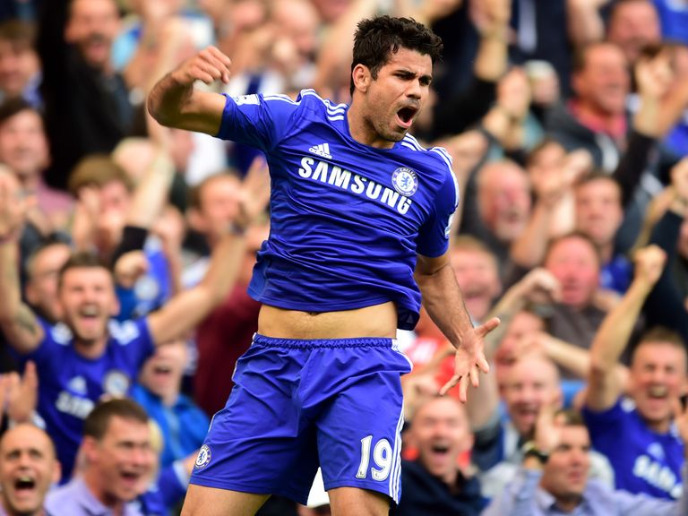 Diego Costa: Fears of injury lay-off