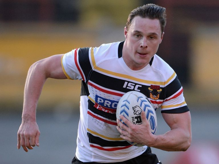 James Donaldson: Will join Hull KR