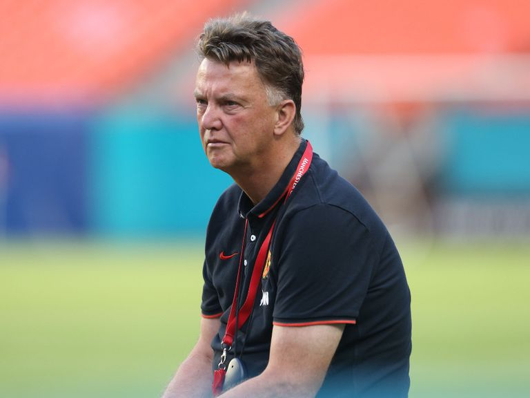 Louis van Gaal: New Man United boss has inspired punters