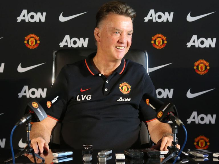 Van Gaal: Not involved in the transfer business