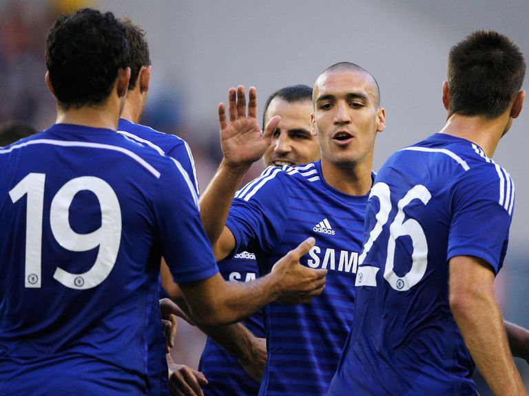 Oriol Romeu: Loan exit from Chelsea