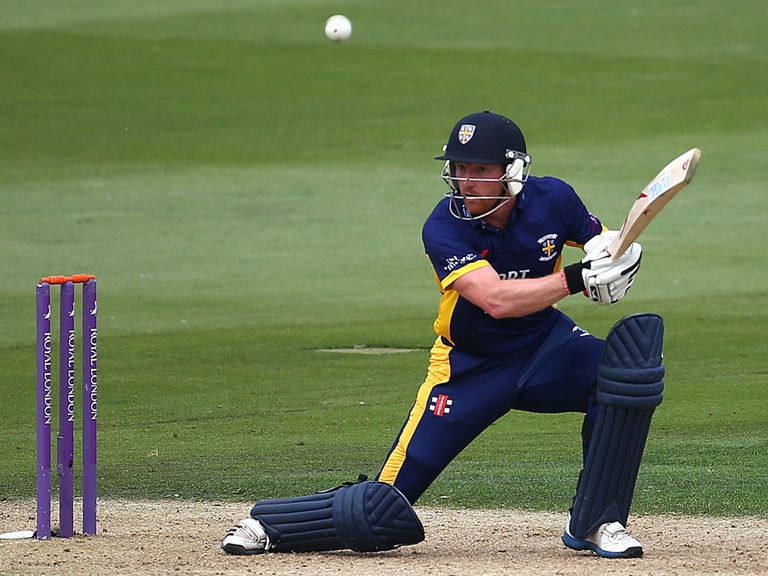 Paul Collingwood: Still enjoying life at Durham