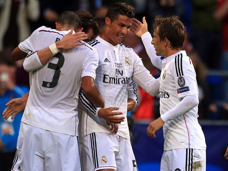 Cristiano Ronaldo and Real Madrid are backed to win La Liga