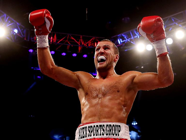 Sergey Kovalev: Now set to fight Bernard Hopkin