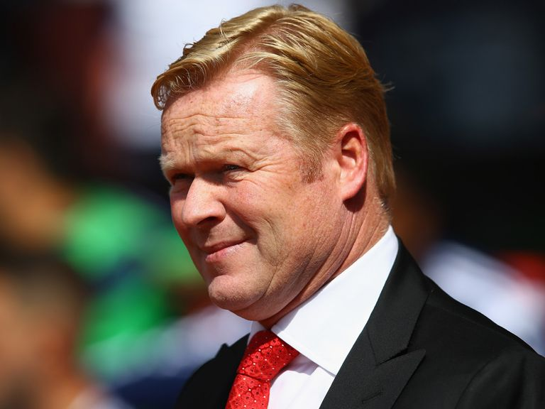 Ronald Koeman: Will take Tuesday's game seriously