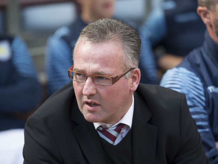 Paul Lambert: Now expected to keep Darren Bent