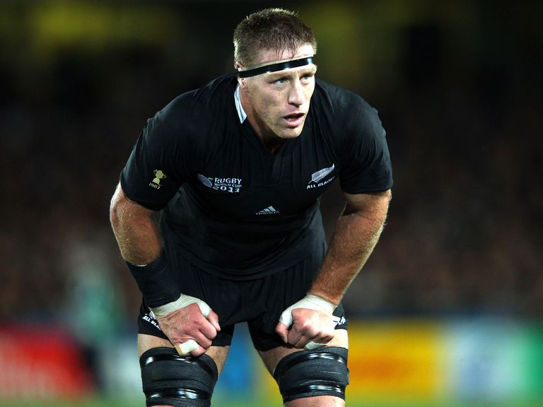 Brad Thorn: Signs for Leicester