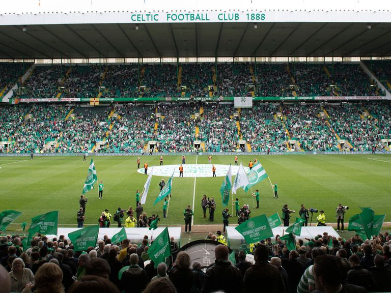 Celtic are back on home turf for tonight's second leg