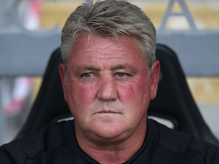 Steve Bruce: Looking to boost Hull's squad