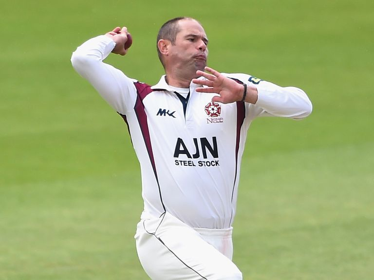 Andrew Hall: Leaving Northants after seven years with the club