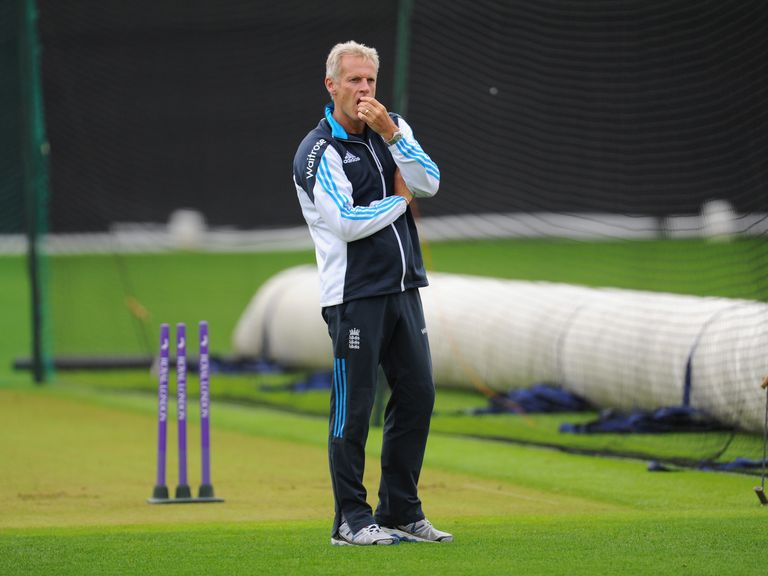 Peter Moores: England need to improve - and quickly