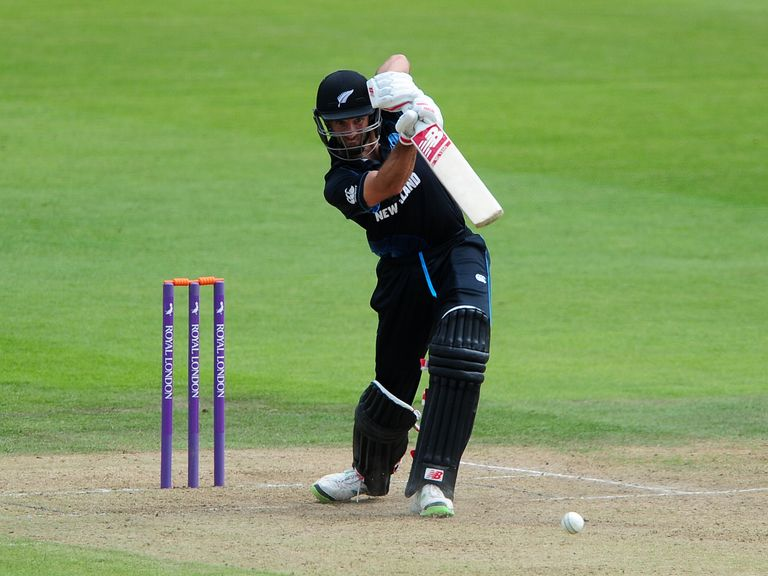Grant Elliott: Hit a century for New Zealand A