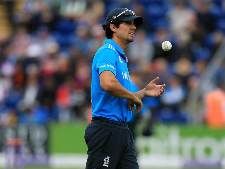 Cook's men lost in Cardiff on Wednesday