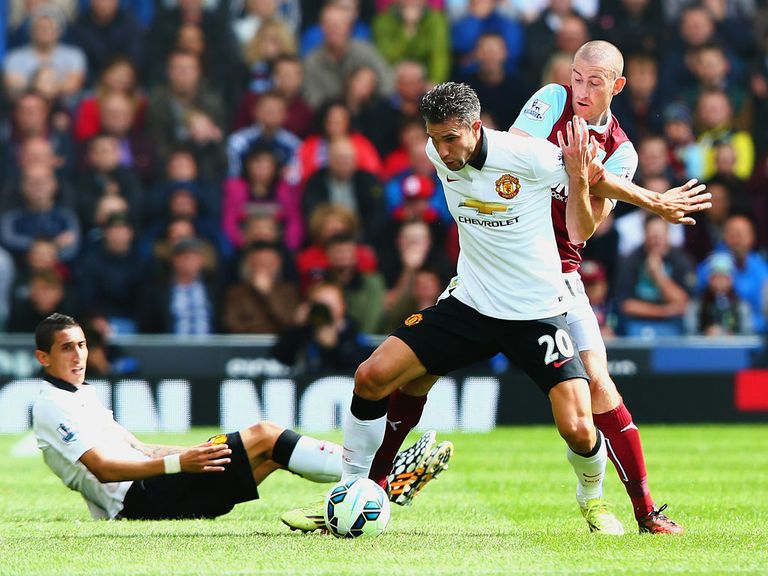 Manchester United were frustrated on Saturday