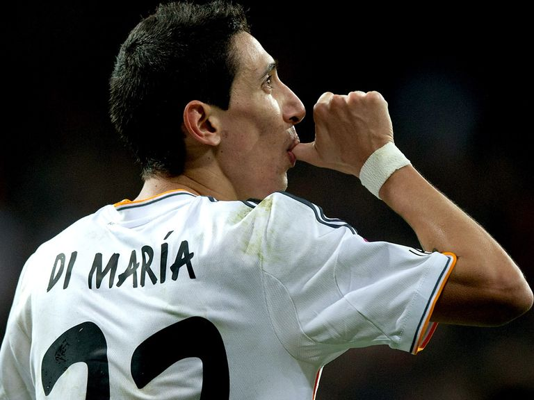 Angel Di Maria: Will he break the British transfer record?